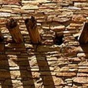 Pueblo Bonito Wall Poster