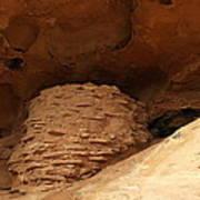 Pueblo Indian Ruins Poster