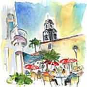 Puerto De La Cruz 01 Poster