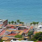 Puerto Vallarta Poster