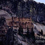Pumice Castle I Poster