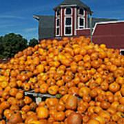 Pumpkin Heaven Poster