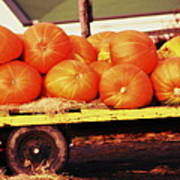 Pumpkin Load Poster