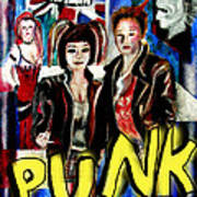 Punk Style Poster