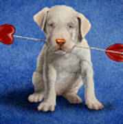 Puppy Lover... Poster