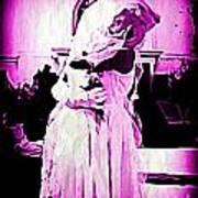 Purple Bride Poster