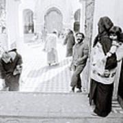 Qarawiyyin Mosque Poster