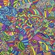 Quantum Qarma Poster by Ty DAvila