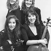 Quartet Of Muses II Poster