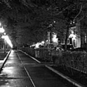 Quebec Night Poster