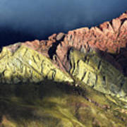Quebrada De Humahuaca Argentina 3 Poster