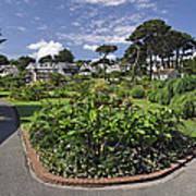 Queen Mary Gardens - Falmouth Poster