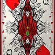 Queen Of Arts Poster