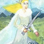 Queen Of Swords Poster