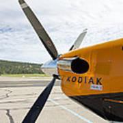 Quest Kodiak Aircraft Poster