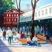 Quincy Market Poster