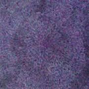 Radiation Violet  Poster