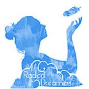 Radical Dreamers Logo Poster