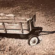 Radio Flyer Trav-ler Wagon Poster