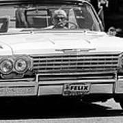 Ragtop Chevrolet Poster
