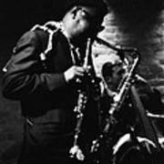 Rahsaan Roland Kirk At Penthouse Seattle 1967 Poster