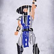 Raiden - Mortal Kombat Poster