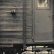 Railroad Nostalgia Poster
