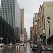 Rain On Water Street 2 Poster