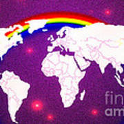 Rainbow's World 20 Poster