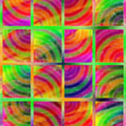 Rainbow Bliss 3 - Over The Rainbow V Poster