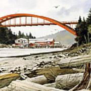 Rainbow Bridge Poster