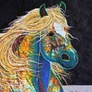 Rainbow Warrior - Mestengo Poster