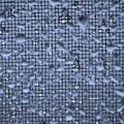 Raindrops On Window IIi Poster