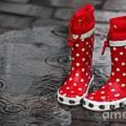 Rainy Season In Germany Poster