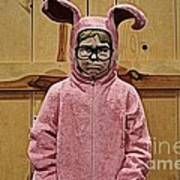 Ralphie Of A Christmas Story Poster