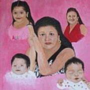 Rameriz Portraits Poster