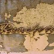 Ranchero  Poster