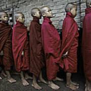 Rangoon Monks 1 Poster