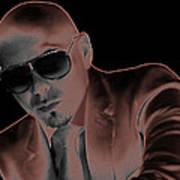 Rap Pitbull Poster