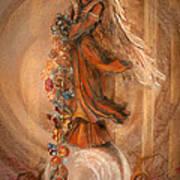 Raphael The Archangel Poster