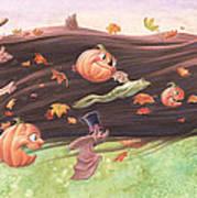 Rapunzel's Halloween Poster