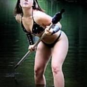 Rebel Spear Poster