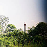 Recesky - Cape May Point Lighthouse 2 Poster