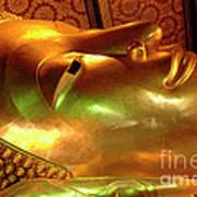 Reclining Buddha 1 Poster