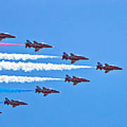 Red Arrows 1 Poster