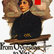 Red Cross Poster, C1919 Poster