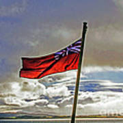 Red Ensign Poster