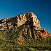 Red Rock Formation Sedona Arizona 30 Poster