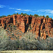 Red Rock State Park Poster