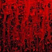 Red Streaks Poster